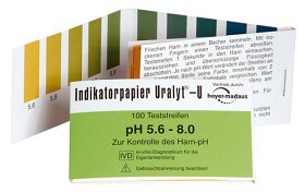 Bild på Holistic pH-papper