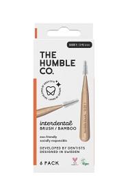 Bild på Humble Bambu Mellanrumsborste 0,45 mm 6 st