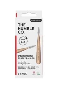 Bild på Humble Bambu Mellanrumsborste 0,5 mm 6 st
