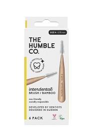 Bild på Humble Bambu Mellanrumsborste 0,7 mm 6 st