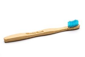 Bild på Humble Brush Barntandborste Blå
