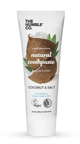 Bild på Humble Coconut & Salt tandkräm 75 ml