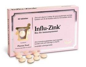 Bild på Influ-Zink 60 tabletter