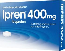 Bild på Ipren, filmdragerad tablett 400 mg 30 st