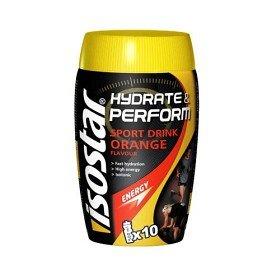 Bild på Isostar Hydrate & Perform Sport Drink Orange 400 g