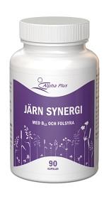Bild på Järn Synergi 90 kapslar