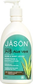 Bild på Jason Aloe Vera 70% Hand & Bodylotion 473 g