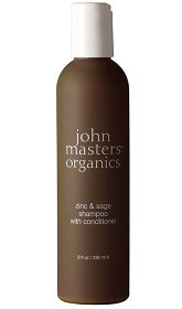 Bild på John Masters Organics Zink & Sage Schampoo with Conditioner 236 ml