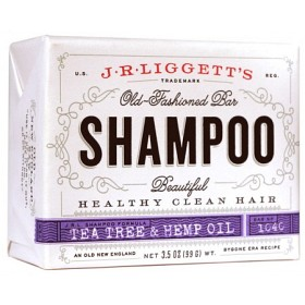 Bild på JR Liggetts Shampoo Bar Tee Tree & Hemp Formula 99 g