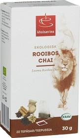 Bild på Khoisan Gourmet Rooibos Chai 20 st