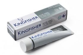 Bild på Kingfisher Aloe Vera & Tea Tree Mint (utan fluor) 100 ml