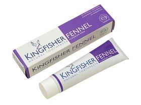 Bild på Kingfisher Tandkräm Fänkål (utan fluor) 100 ml