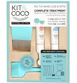 Bild på Kit & Coco Lusbehandlingspaket