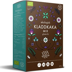Bild på Kladdkaka mix glutenfri och ekologisk 400 g