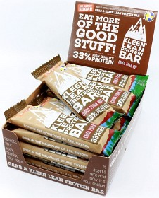 Bild på Kleen Lean Protein Bar Choco Tiger Nut 16 st