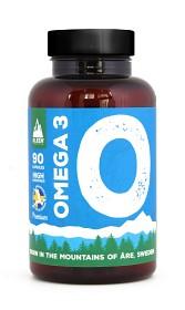 Bild på Kleen Omega 3 High concentrate 1000 mg 90 kapslar
