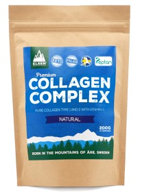 Bild på Kleen Premium Collagen Complex Natural 200 g