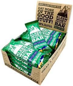 Bild på Kleen Whey Protein Bar Choco Plenty Minty 16 st