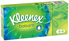 Bild på Kleenex Balsam 8-pack