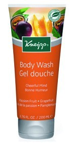 Bild på Kneipp Body Wash Cheerful Mind Passionfruit & Grapefruit 200 ml