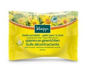 Bild på Kneipp Sparkling Bath Tablet Arnica