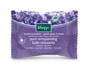 Bild på Kneipp Sparkling Bath Tablet Lavendel