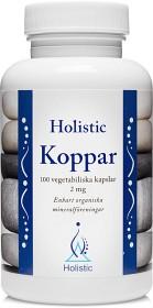 Bild på Holistic Koppar 2mg 100 kapslar