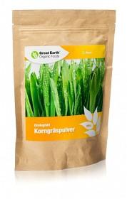 Bild på Great Earth Korngräspulver 200 g