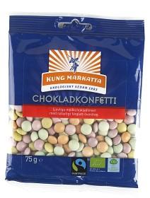 Bild på Kung Markatta Chokladkonfetti 75 g
