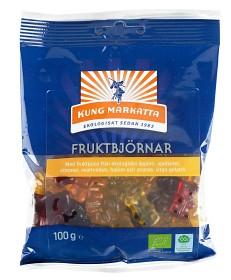 Bild på Kung Markatta Fruktbjörnar 100 g
