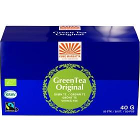 Bild på Kung Markatta Grönt Te 20 tepåsar
