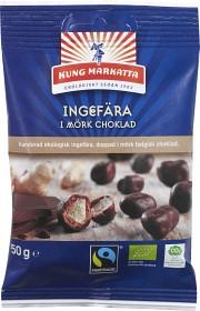 Bild på Kung Markatta Ingefära i mörk choklad 50 g