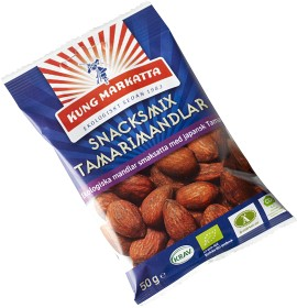 Bild på Kung Markatta Snacksmix Tamarimandlar 50 g