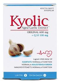 Bild på Kyolic Original + Q10 30 kapslar