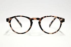 Bild på Läsglasögon Toulouse Caramel Brown
