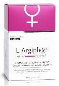 Bild på L-Argiplex Total Kvinna 90 tabletter