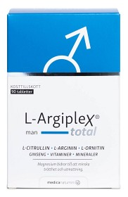 Bild på L-Argiplex Total Man 90 tabletter
