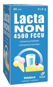 Bild på Lactanon 4500 FCCU 90 tabletter