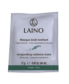 Bild på Laino Face Invigorating Radiance Mask White Clay
