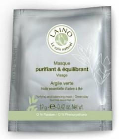 Bild på Laino Face Purifying & Balancing Mask Green Clay