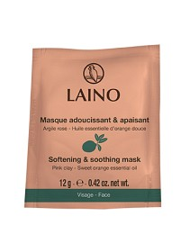 Bild på Laino Face Softening & Soothing Mask Pink Clay