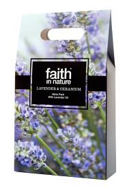 Bild på Faith in Nature Lavender & Geranium Minis