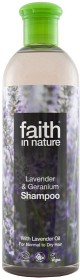 Bild på Lavender & Geranium Shampoo 250 ml