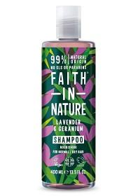 Bild på Lavender & Geranium Shampoo 400 ml