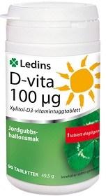Bild på Ledins D-vita 100 µg 90 tabletter