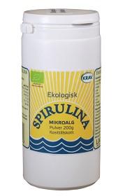 Bild på Lindroos Spirulina pulver 200 g EKO