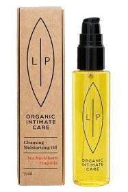 Bild på Lip Organic Intimate Care Cleansing Oil 75 ml