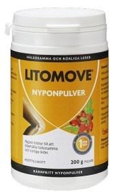 Bild på Litomove Nyponpulver 200 g
