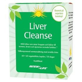 Bild på Liver Cleanse 60+60 kapslar