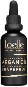 Bild på Loelle Argan Oil Grapefruit 50 ml
